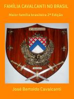 FamÍlia Cavalcanti No Brasil