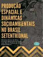 Produção Espacial E Dinâmicas Socioambientais No Brasil Setentrional