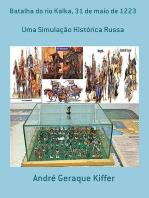 Batalha Do Rio Kalka, 31 De Maio De 1223
