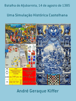 Batalha De Aljubarrota, 14 De Agosto De 1385