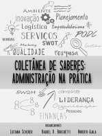 ColetÂnea De Saberes