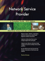 Network Service Provider A Complete Guide - 2019 Edition