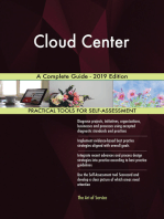 Cloud Center A Complete Guide - 2019 Edition