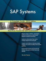 SAP Systems A Complete Guide - 2019 Edition