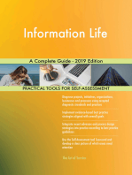 Information Life A Complete Guide - 2019 Edition