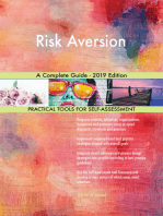 Risk Aversion A Complete Guide - 2019 Edition