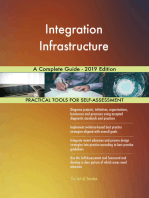 Integration Infrastructure A Complete Guide - 2019 Edition