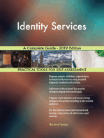 Identity Services A Complete Guide - 2019 Edition