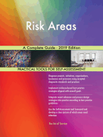 Risk Areas A Complete Guide - 2019 Edition