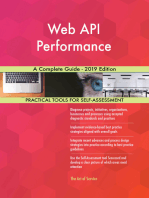 Web API Performance A Complete Guide - 2019 Edition