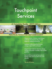 Touchpoint Services A Complete Guide - 2019 Edition