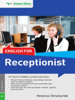English for Receptionist