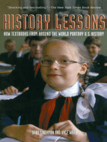 History Lessons: How Textbooks from Around the World Portray U.S. History