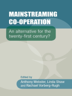 Mainstreaming co-operation: An alternative for the twenty-first century?
