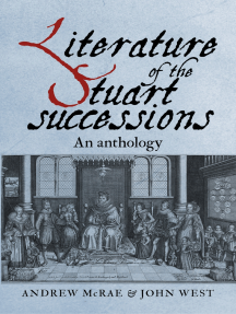 Literature of the Stuart successions: An anthology