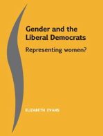 Gender and the Liberal Democrats