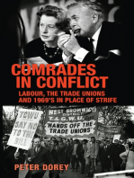 Comrades in conflict: Labour, the trade unions and 1969's In Place of Strife