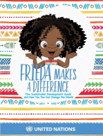 Frieda Makes A Difference