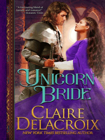 Unicorn Bride: The Unicorn Trilogy, #1