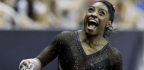 How Wonderful To Watch Simone Biles' Defiant Joy In Our Dark Times | Candice Frederick