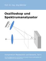 Oszilloskop und Spektrumanalysator