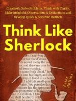 Think Like Sherlock