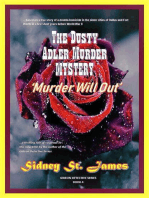 The Dusty Adler Murder Mystery - Murder Will Out