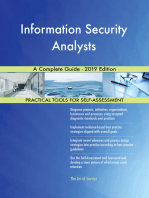 Information Security Analysts A Complete Guide - 2019 Edition