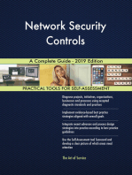 Network Security Controls A Complete Guide - 2019 Edition