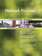 Network Providers A Complete Guide - 2019 Edition