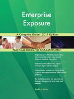 Enterprise Exposure A Complete Guide - 2019 Edition