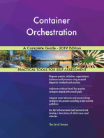 Container Orchestration A Complete Guide - 2019 Edition