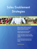 Sales Enablement Strategies A Complete Guide - 2019 Edition