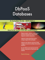 DbPaaS Databases A Complete Guide - 2019 Edition