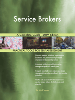 Service Brokers A Complete Guide - 2019 Edition