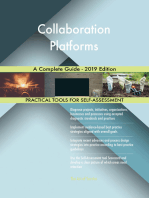 Collaboration Platforms A Complete Guide - 2019 Edition