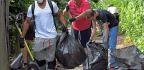 Trump Tweets On 'Disgusting' Baltimore Bring Activist Trash Collectors To City