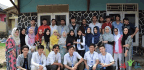 Refugees In West Java, Indonesia Have No Access To Education So They Established Their Own School