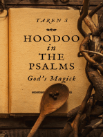 Hoodoo in the Psalms