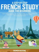 A Step By Step French Study Guide For Beginners