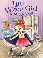Little Witch Girl