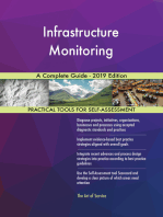 Infrastructure Monitoring A Complete Guide - 2019 Edition