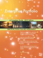 Enterprise Portfolio A Complete Guide - 2019 Edition