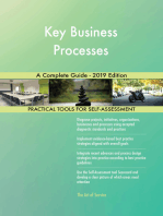 Key Business Processes A Complete Guide - 2019 Edition