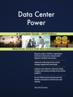 Data Center Power A Complete Guide - 2019 Edition