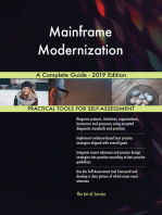 Mainframe Modernization A Complete Guide - 2019 Edition