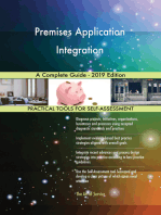 Premises Application Integration A Complete Guide - 2019 Edition