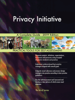 Privacy Initiative A Complete Guide - 2019 Edition