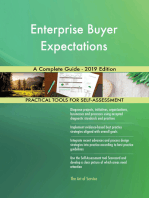 Enterprise Buyer Expectations A Complete Guide - 2019 Edition