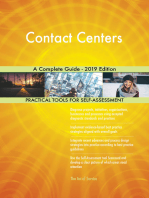Contact Centers A Complete Guide - 2019 Edition
